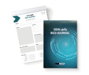 Dein Daily Bizz Journal für effektives Selbstmanagement